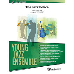 The Jazz Police - Score & Parts, Grade 2