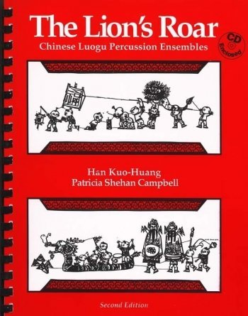 View larger image of The Lions Roar - Percussion Ensemble (Book/CD)