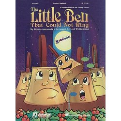 The Little Bell That Could Not Ring - Showtrax CD