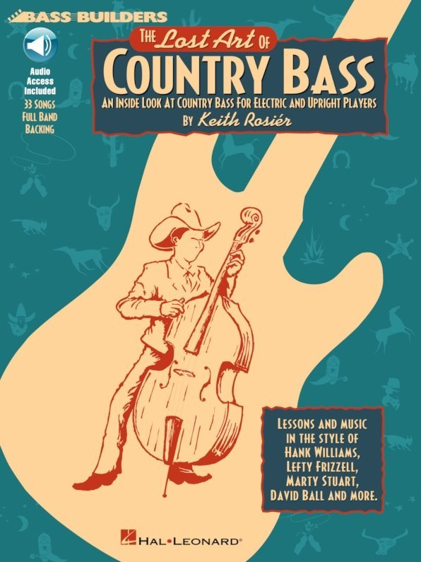 View larger image of The Lost Art of Country Bass w/Obline Audio