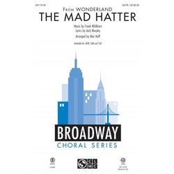 The Mad Hatter (from Wonderland) - SATB, Parts