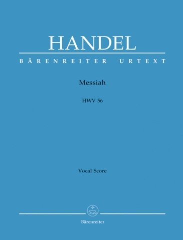 View larger image of The Messiah (Handel) HWV 56 - Vocal Score