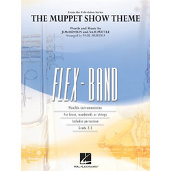 The Muppet Show Theme - Score & Parts, Grade 2-3