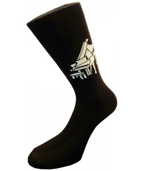 View larger image of The Music Gifts Grand Piano Socks