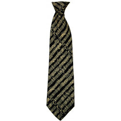 The Music Gifts Tie with Manuscript Design