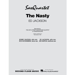 The Nasty - Saxophone Quartet