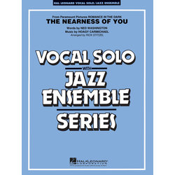 The Nearness Of You - Score & Parts, (Vocal) Grade 3.5