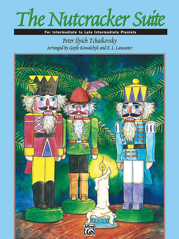 View larger image of The Nutcracker Suite - Intermediate