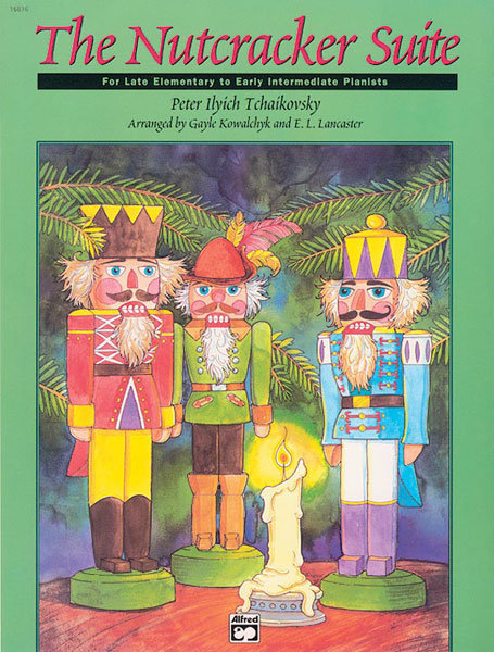 View larger image of The Nutcracker Suite - Late Elementary/Early Intermediate