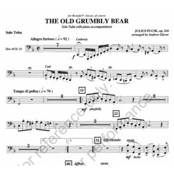 The Old Grumbly Bear - Tuba and Piano