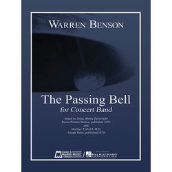 The Passing Bell - Score & Parts, Grade 5