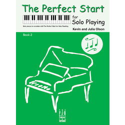 The Perfect Start for Solo Playing - Book 2