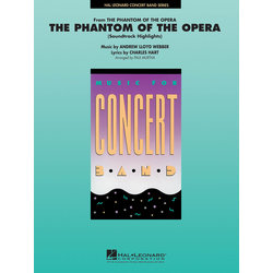 The Phantom of the Opera - Highlights, Score & Parts, Grade 4