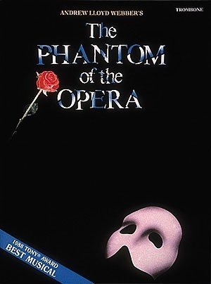 View larger image of The Phantom of the Opera - Trombone