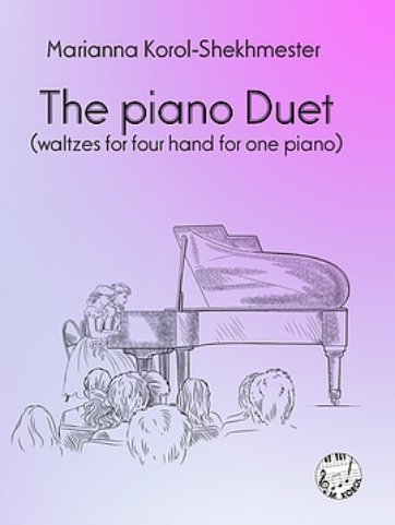 View larger image of The Piano Duet: Waltzes for Four Hand for One Piano