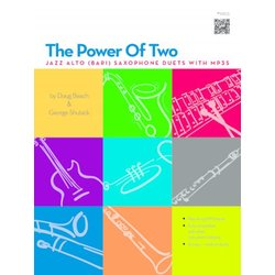The Power of Two - Guitar or Vibes Duet