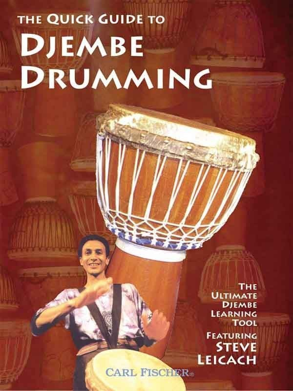 View larger image of The Quick Guide To Djembe Drumming (DVD)