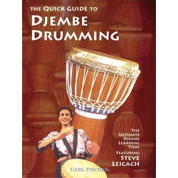 The Quick Guide To Djembe Drumming (DVD)