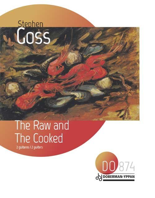 View larger image of The Raw And The Cooked (Goss) - Guitar Duet