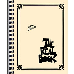 The Real Book – Volume I – Sixth Edition - C Instruments