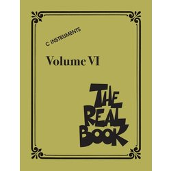 The Real Book Volume VI - C Instruments