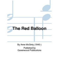 The Red Balloon - Score & Parts, Grade 1.5