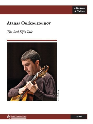 View larger image of The Red Elf's Tale (Ourkouzounov) - Guitar Quartet