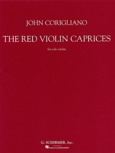 View larger image of The Red Violin Caprices - Solo Violin