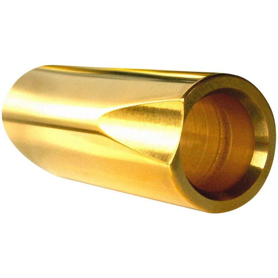 View larger image of The Rock Slide Polished Brass Slide - Small