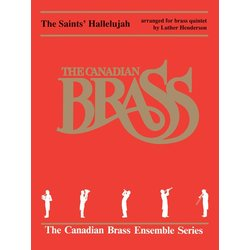 The Saints' Hallelujah - (The Canadian Brass) - Brass Ensemble