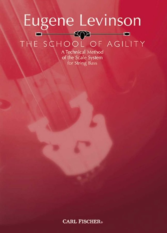View larger image of The School Of Agility (Levinson) - Double Bass