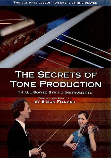 View larger image of The Secrets of Tone Production on All Bowed String Instruments - DVD