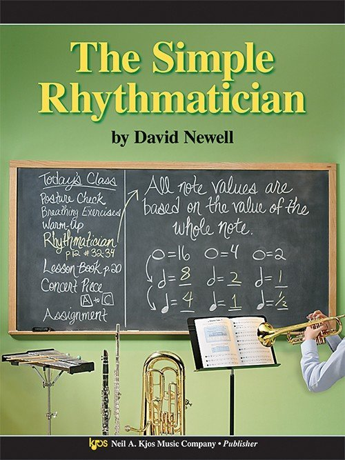 View larger image of The Simple Rhythmatician - Alto Clarinet