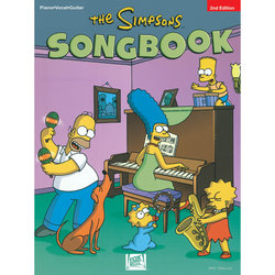 The Simpsons Songbook – 2nd Edition