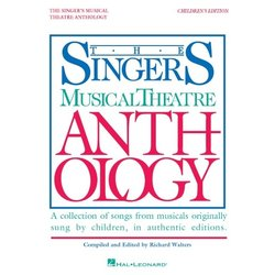 The Singer's Musical Theatre Anthology - Children's Edition