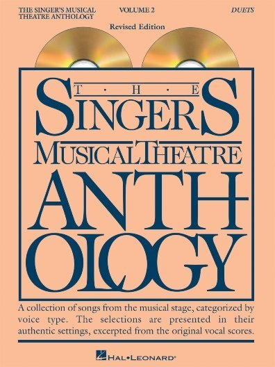 View larger image of The Singer's Musical Theatre Anthology - Duets Vol.2 (Accompaniment CD)