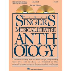 The Singer's Musical Theatre Anthology - Duets Vol.2 (Accompaniment CD)
