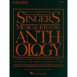 The Singer's Musical Theatre Anthology - Duets