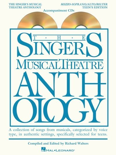 View larger image of The Singer's Musical Theatre Anthology - Teen's Edition - Mezzo-Soprano/Alto/Belter - Accompaniment CDs