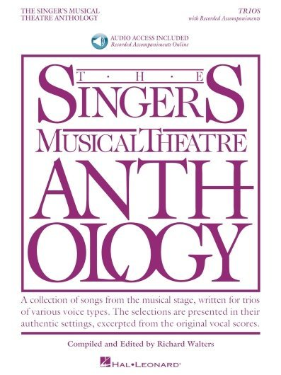 View larger image of The Singer's Musical Theatre Anthology - Trios (w/Online Audio)