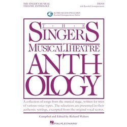 The Singer's Musical Theatre Anthology - Trios (w/Online Audio)
