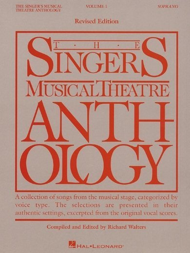 View larger image of The Singer's Musical Theatre Anthology Vol.1 - Soprano