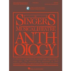 The Singer's Musical Theatre Anthology Vol.1 - Tenor (w/Online Audio Pack)
