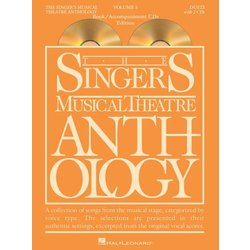 The Singer's Musical Theatre Anthology Vol.3 - Duets w/CD