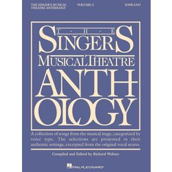 The Singer's Musical Theatre Anthology Vol.3 - Soprano