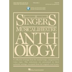 The Singer's Musical Theatre Anthology Vol.3 - Tenor (w/Online Audio)