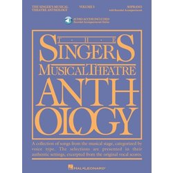 The Singer's Musical Theatre Anthology Vol.5 - Soprano (w/Online Audio)