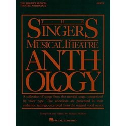 The Singer's Musical Theatre Anthology Vol.5 - Vocal Duets