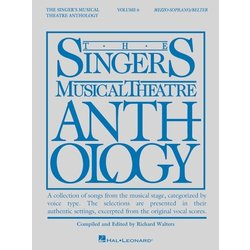 The Singer's Musical Theatre Anthology Vol.6 - Mezzo-Soprano/Belter