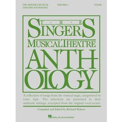 The Singer's Musical Theatre Anthology Vol.6 - Tenor